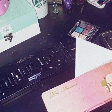 Kat Von D Cosmetics uploaded by Kristine L.
