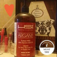 HSI Professional Argan Oil Smoothing Conditioner uploaded by Yessi T.