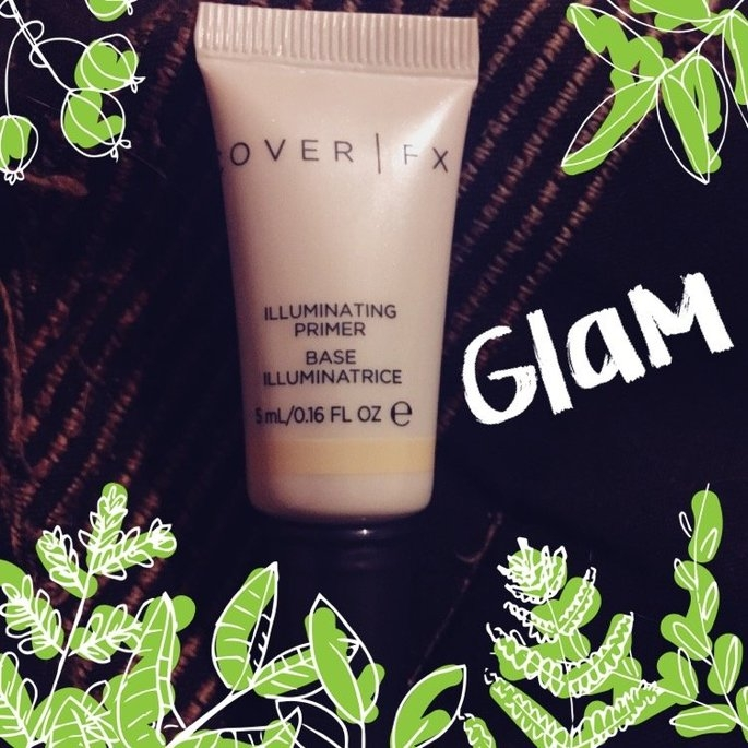 Cover FX Illuminating Primer 1.0 oz uploaded by Amber M.