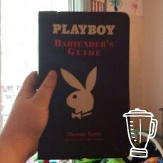 Photo of Playboy Bartender's Guide uploaded by Megan R.