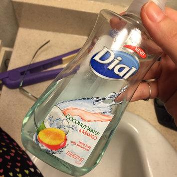Dial Liquid Hand Soap, Coconut Water & Mango, 7.5 fl oz uploaded by Felecia F.