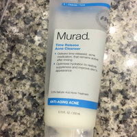 Murad Time Release Acne Cleanser uploaded by Ashley M.