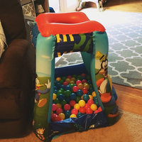 Disney Mickey Mouse Clubhouse Inflatable Ball Pit with 25 Soft Flex Balls uploaded by Kathleen E.