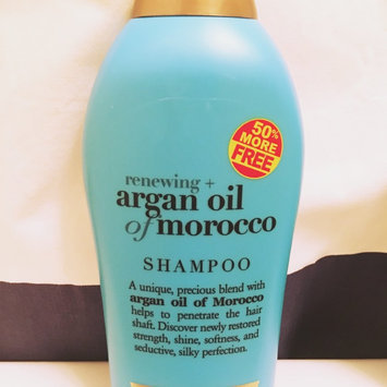 OGX Renewing Argan Oil Of Morocco Shampoo uploaded by Lauren T.