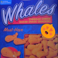 MLB Stauffer's Whales Snack Crackers, Baked Cheddar, 7 Ounce uploaded by Ashley W.