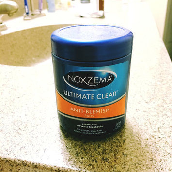 Photo of Noxzema Ultimate Clear Anti-Blemish Pads uploaded by Lauren B.