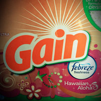 Gain Powder Laundry Detergent, Hawaiian Aloha, 95 Loads 150 Oz uploaded by Jasmine  c.