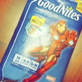 GoodNites® Bedtime Pants for Boys L/XL uploaded by Trishaa B.