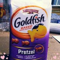 Pepperidge Farm Goldfish Pretzel Baked Snack Crackers uploaded by Vernon I.