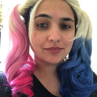 SUIIDE SQUAD DC UNIVERSE COMICS BATMAN HARLEY QUINN PINK BLUE WIG uploaded by Patricia T.