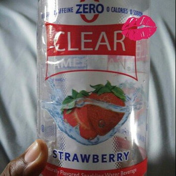 Photo of Sam's Choice Clear American Strawberry Sparkling Water, 33.8 fl oz uploaded by Tianna C.