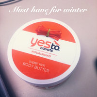 Yes To Carrots Super Rich Body Butter uploaded by Shavonda S.