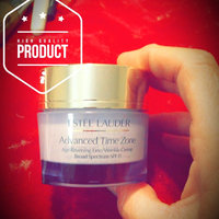 Estée Lauder Advanced Time Zone Age Reversing Line/Wrinkle Creme Oil-Free SPF 15 uploaded by Angie M.