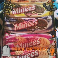 Global Brands Minees Assorted Cookies uploaded by Kara V.