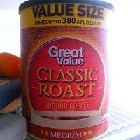 Great Value Classic Roast Medium Ground Coffee, 48 oz uploaded by Madison L.