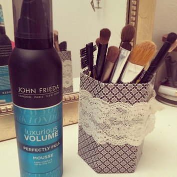 Photo of John Frieda Luxurious Volume Building Mousse uploaded by Kristen L.