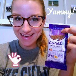 Photo of Curate™ Dark & Tempting Snack Bar uploaded by Haylee D.