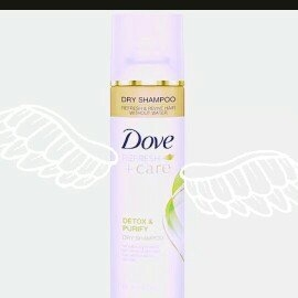 Dove Detox & Purify Dry Shampoo uploaded by Isabely f.