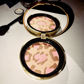 Too Faced Pink Leopard Blushing Bronzer uploaded by Brenda C.