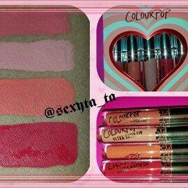 Photo of ColourPop Short and Sweet Mini Size Kit uploaded by Shawnta C.
