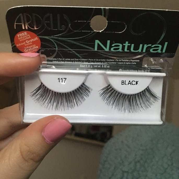 Ardell® 117 Lashes uploaded by Michaela N.