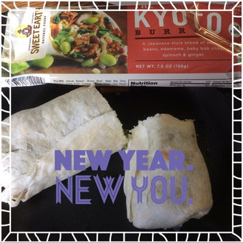 Photo of Sweet Earth Natural Foods Sweet Earth The Kyoto Burrito 7 oz uploaded by Bridget F.