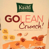 Kashi Go Lean Crunch Honey Almond Flax, 45oz Package uploaded by Shannon C.