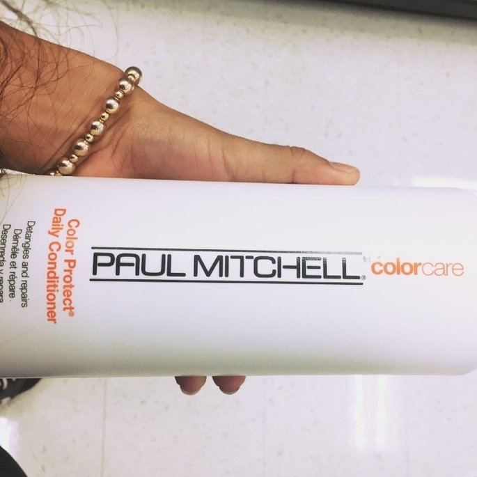 Paul Mitchell Color Protect Daily Conditioner, 33.8 Ounce uploaded by La Mila M.