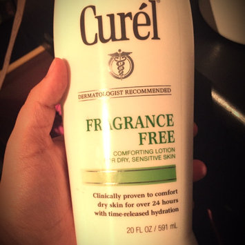 Photo of Curél® FRAGRANCE FREE ORIGINAL LOTION FOR DRY & SENSITIVE SKIN uploaded by Mimi H.