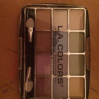 L.A. Colors 6 Color Eyeshadow, Delicate, .14 oz uploaded by KD R.