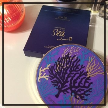 tarte Rainforest of the Sea Eyeshadow Palette Volume II uploaded by Jessica D.