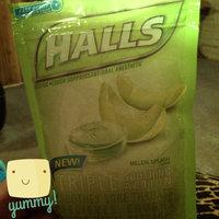 HALLS Menthol Cough Melon Splash Drops uploaded by Melissa B.