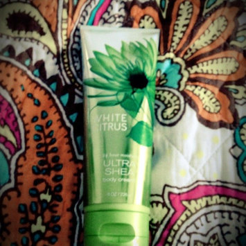Photo of Bath & Body Works Signature Collection WHITE CITRUS Ultra Shea Body Cream uploaded by Lina H.