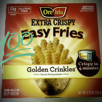 Ore-Ida® Extra Crispy Easy Fries and Tater Tots uploaded by Yanisa C.