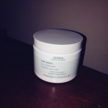 Photo of Aveda Outer Peace™ Acne Relief Pads uploaded by Sydney R.