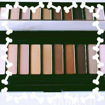 Photo of CITY COLOR Barely Exposed Eye Shadow Palette Day/Night uploaded by Arianna D.