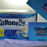 Cottonelle® CleanCare® Toilet Paper uploaded by Joeline T.