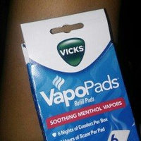 Vicks Soothing Menthol Scent Pads uploaded by brenda G.