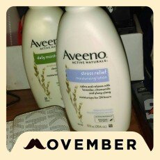 Photo of Aveeno® Stress Relief Moisturizing Lotion uploaded by Yahaira C.