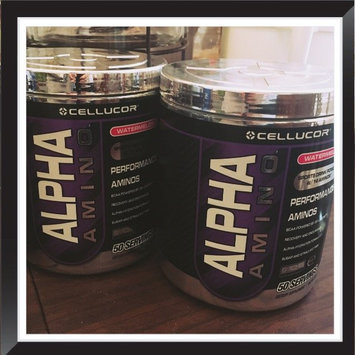 Photo of Cellucor - Alpha Amino Performance Aminos Watermelon 30 Servings - 366 Grams uploaded by Lizz S.