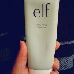 e.l.f. Daily Face Cleanser uploaded by Alejandra G.
