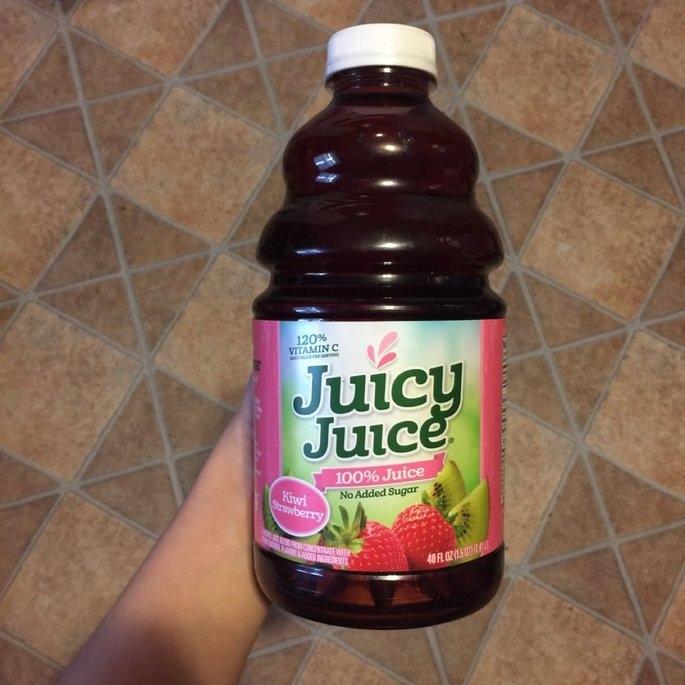 Juicy Juice® Kiwi Strawberry Juice 48 fl. oz. Plastic Bottle uploaded by Esmeralda G.