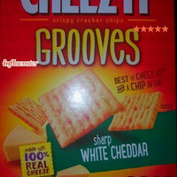 Cheez-It Grooves Zesty Cheddar Ranch Crackers 9 oz uploaded by Lori P.