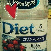 Ocean Spray Diet Cranberry Grape Fruit Juice uploaded by Melissa O.