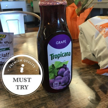 Photo of Tropicana® Grape Juice 12 fl. oz. Bottle uploaded by Veronica C.