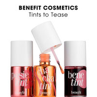 Benefit Cosmetics Tints to Tease Posietint/ Chachatint/ Benetint 3 x 0.13 oz uploaded by Sara D.