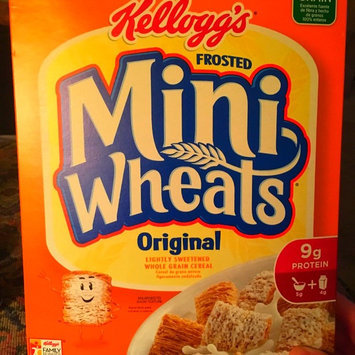 Photo of Frosted Mini-Wheats Cereal Original uploaded by Haley D.