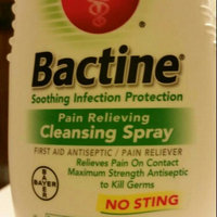 Bactine Pain Relieving Cleansing Spray uploaded by Alex B.