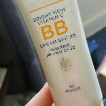 Photo of Lumene Bright Now Vitamin C BB Cream SPF 20 uploaded by Kelley M.