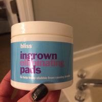 Bliss Ingrown Eliminating Pads uploaded by Gina R.